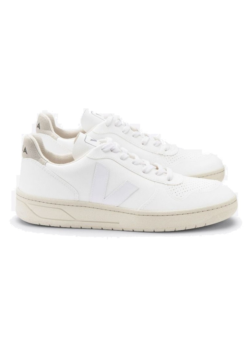 V-10 CWL Trainers - White Natural main image