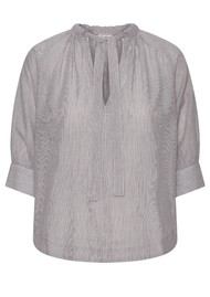 Day Birger et Mikkelsen Day Past Cotton Top - Bark