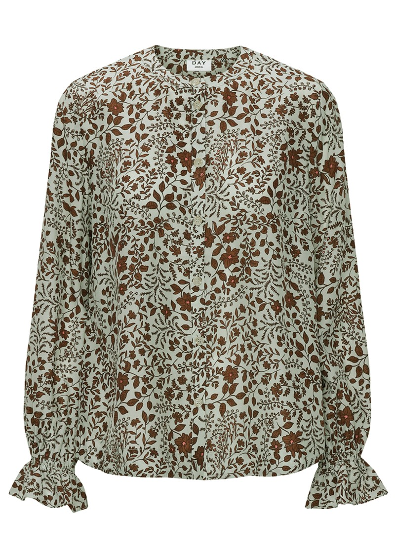 Day Birger et Mikkelsen  Day Vida Blouse - Mineral main image
