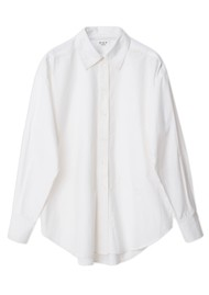 Day Birger et Mikkelsen Day Listen Cotton Shirt - White Fog