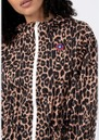 Amelot Sustainable Waterproof Raincoat - Leopard  additional image