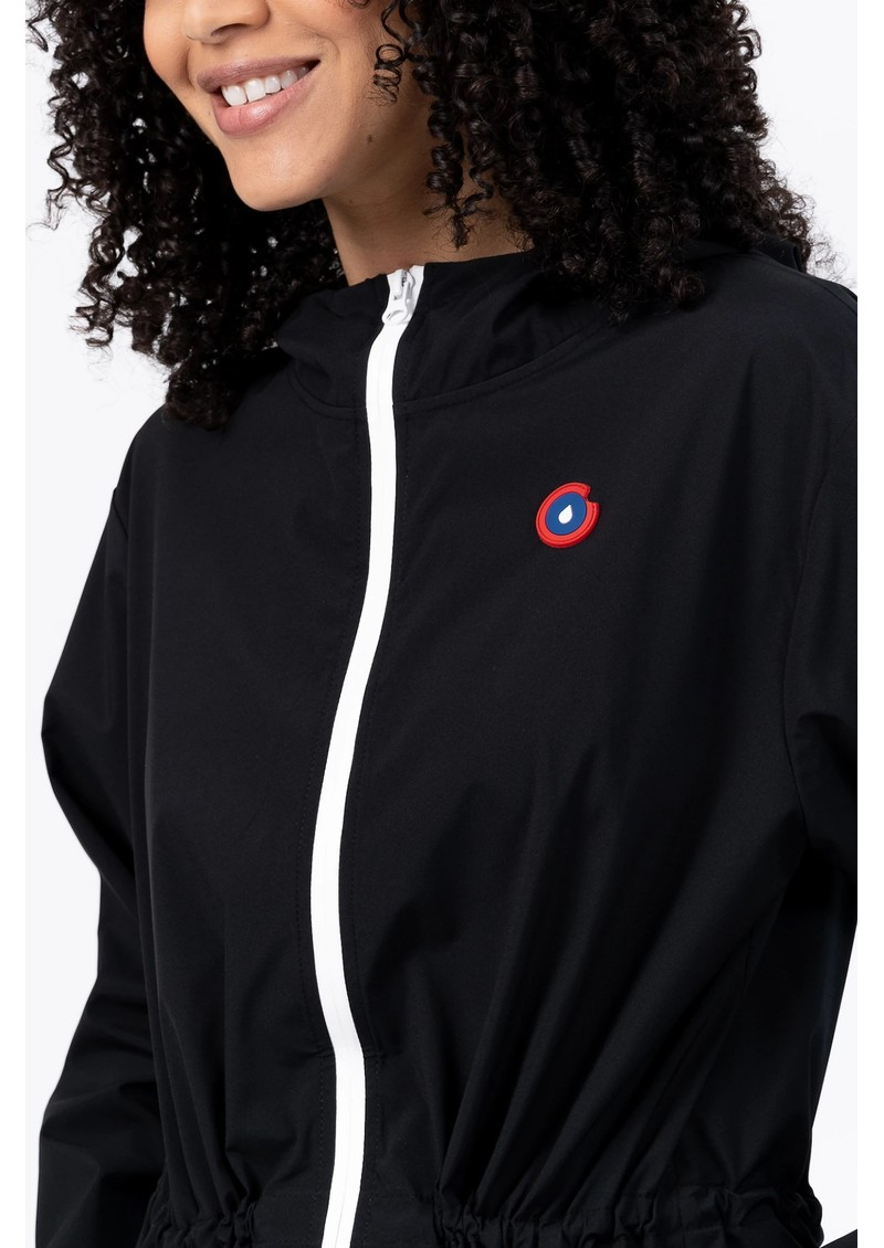 FLOTTE Amelot Sustainable Waterproof Raincoat - Ombre main image