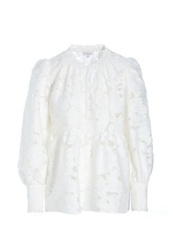 DEA KUDIBAL Beatrice Tunic - White
