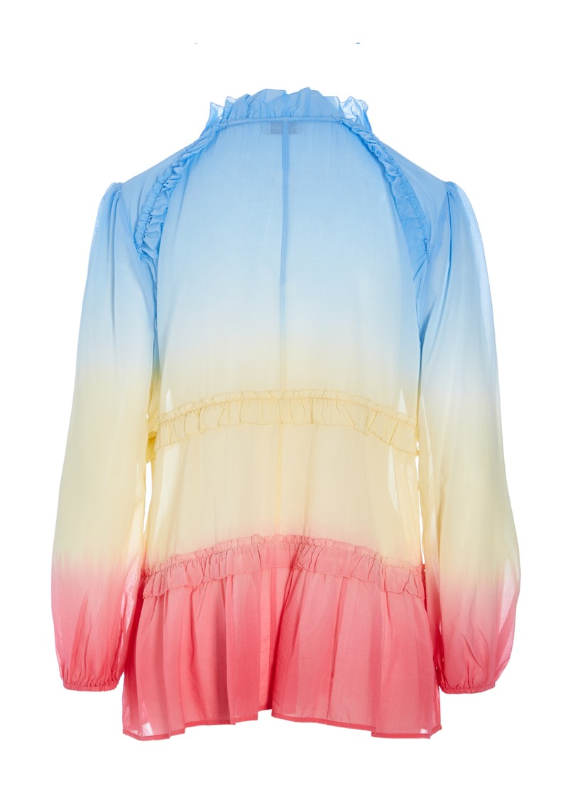 DEA KUDIBAL Floris Tunic - Rainbow main image