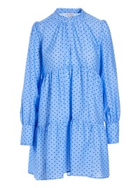DEA KUDIBAL Kira Ns Dress - Dotty Blue