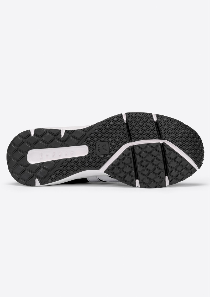 VEJA Condor Mesh Trainers - Black & White main image
