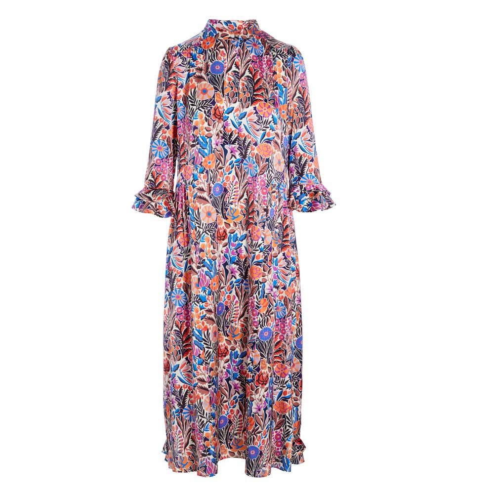 Rosanna Printed Dress - Floral