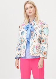 DEA KUDIBAL Rosy Printed Jacket - Kaleidoscope
