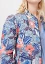 Rosy Printed Jacket - Native Blue additional image