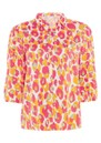 Gina Cato Printed Blouse - Cream Powder additional image