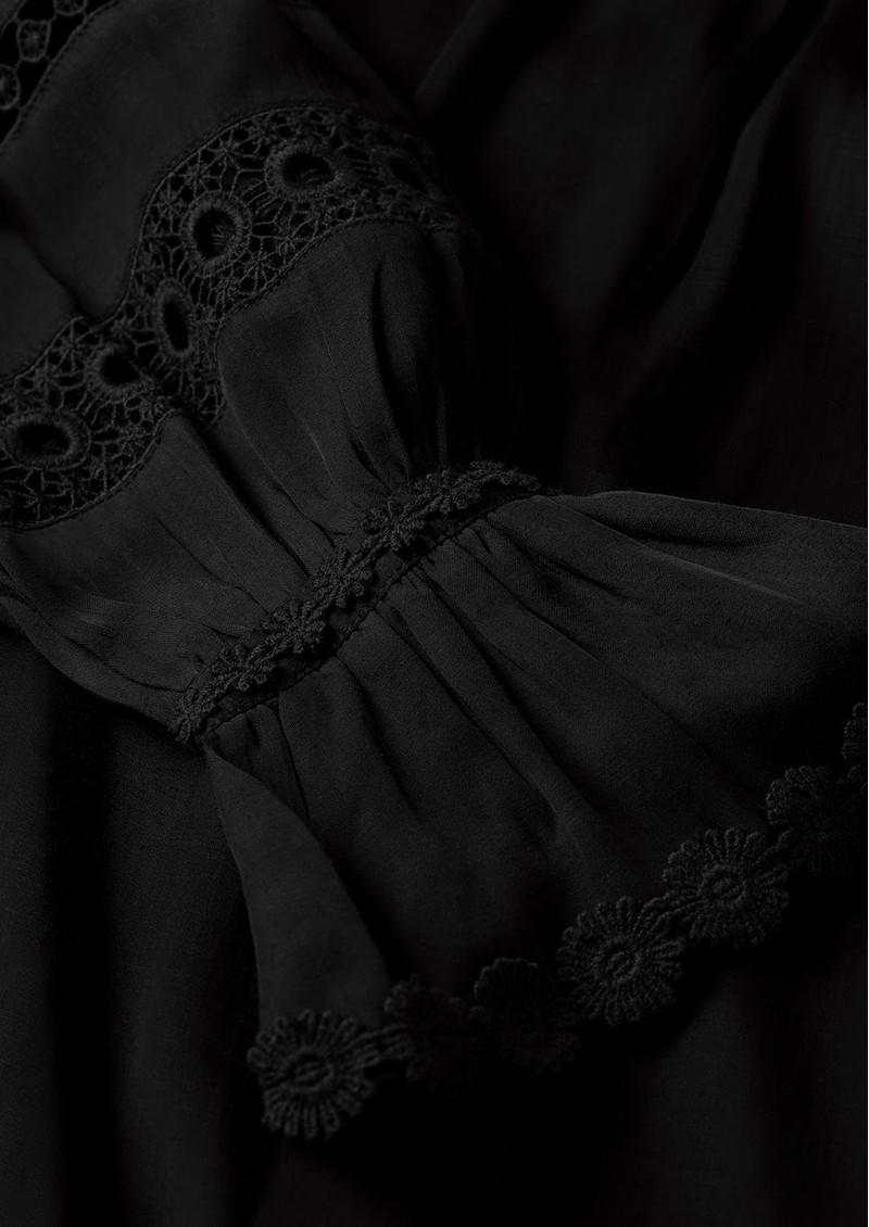 FABIENNE CHAPOT Boho Blouse - Black  main image