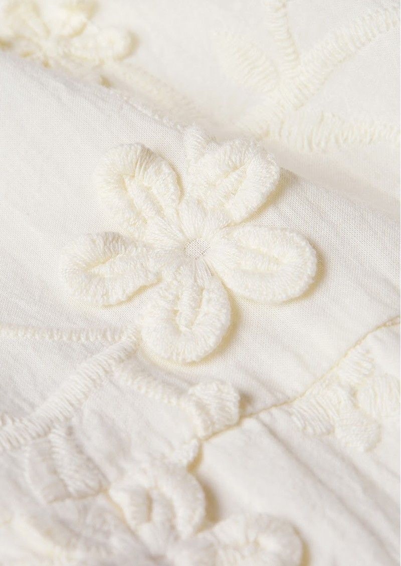 FABIENNE CHAPOT Leo Blouse - Cream main image