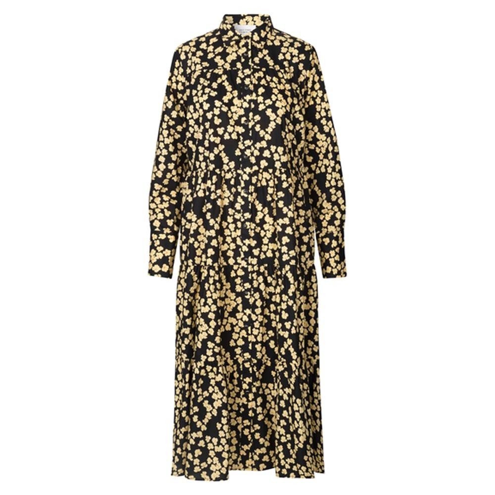 Alula Organic Cotton Dress - Chamomile