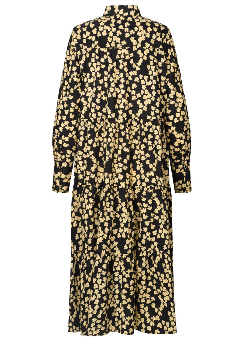 SECOND FEMALE Alula Organic Cotton Dress - Chamomile main image