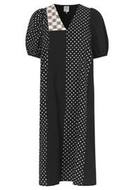 BAUM UND PFERDGARTEN Azalia Dress - Black Dot