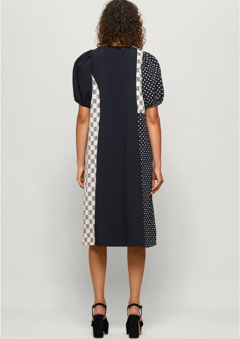BAUM UND PFERDGARTEN Azalia Dress - Black Dot main image