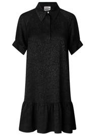 BAUM UND PFERDGARTEN Audelia Dress - Black