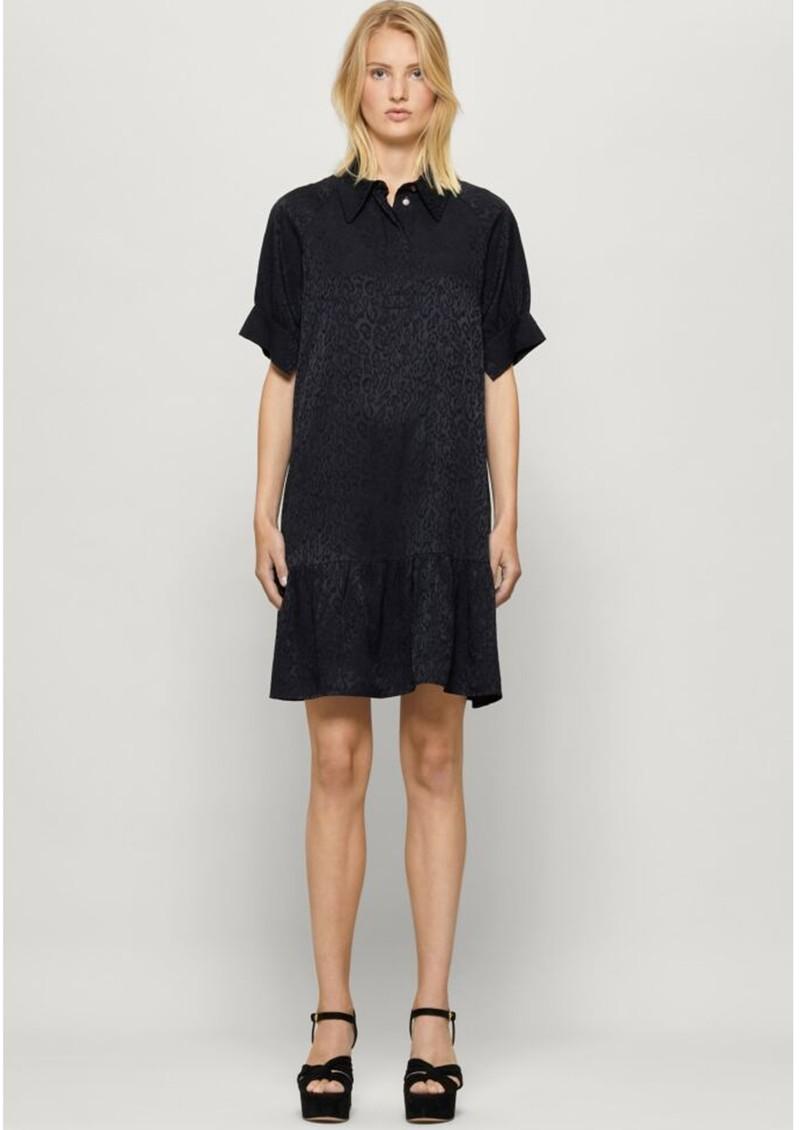 BAUM UND PFERDGARTEN Audelia Dress - Black main image