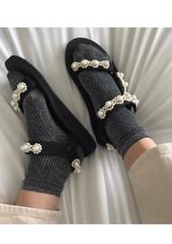 ARIZONA LOVE Trekky Pearl Sandals - Classic Pearl