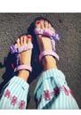 Trekky Sandals - Bandana Pink Mix additional image