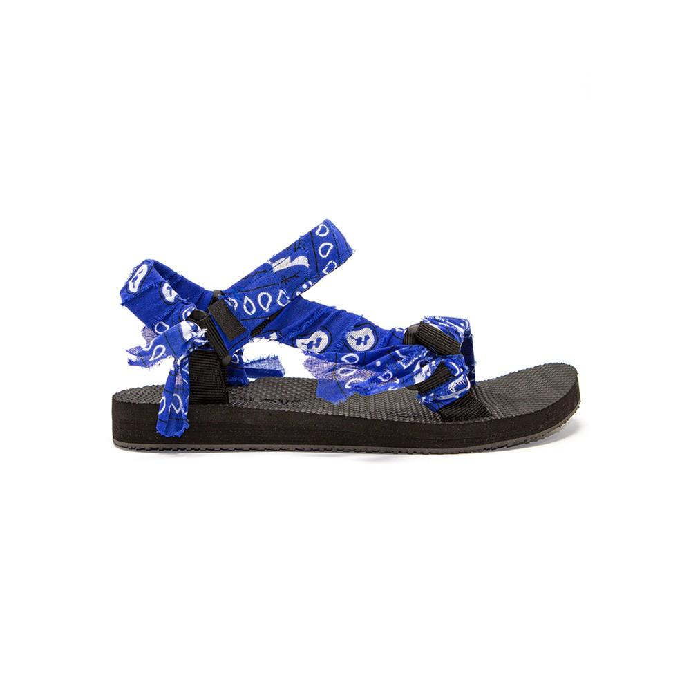 Trekky Sandals - Bandana Cerulean