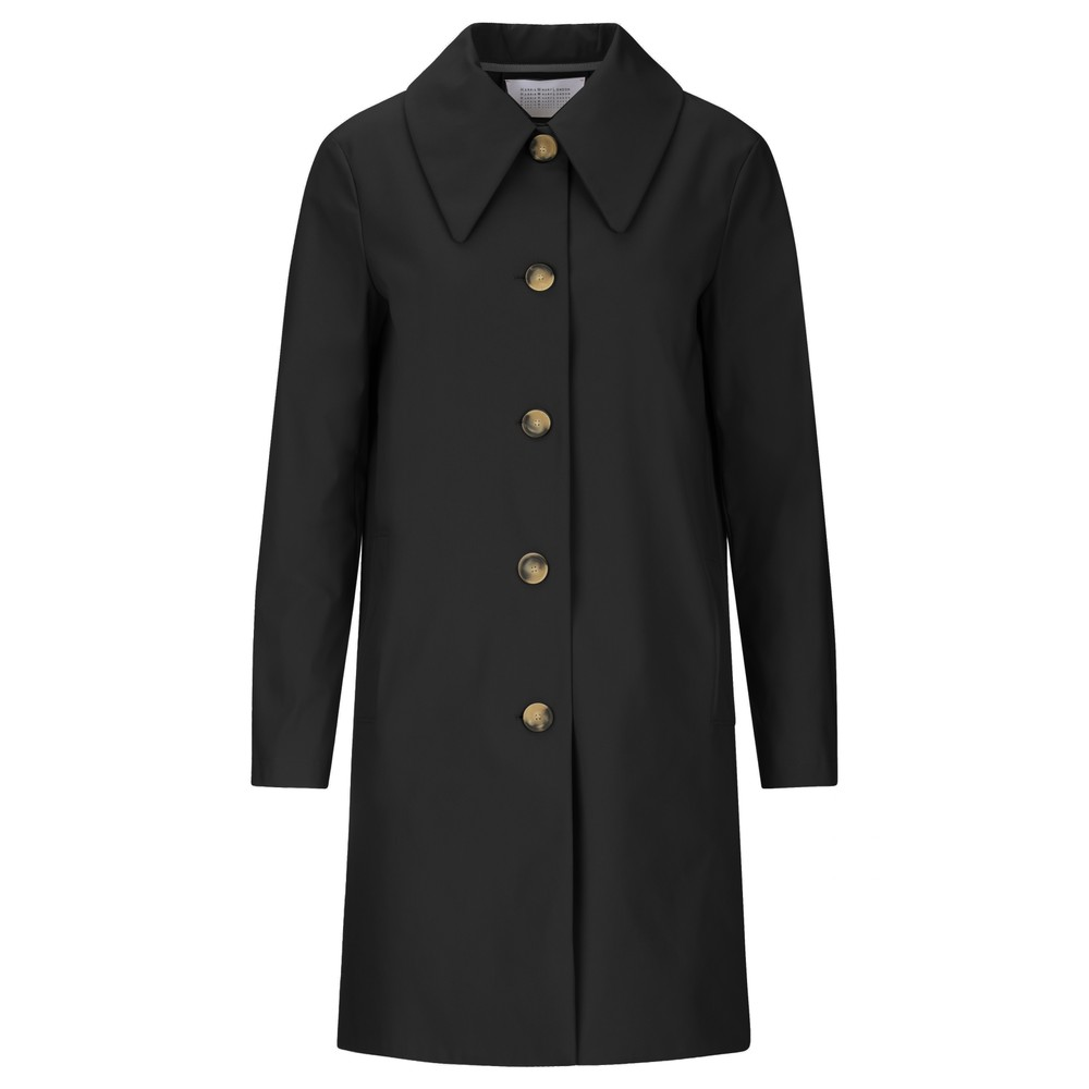 Mac Coat - Black