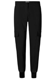 LEVETE ROOM Helena 4 Trousers - Black
