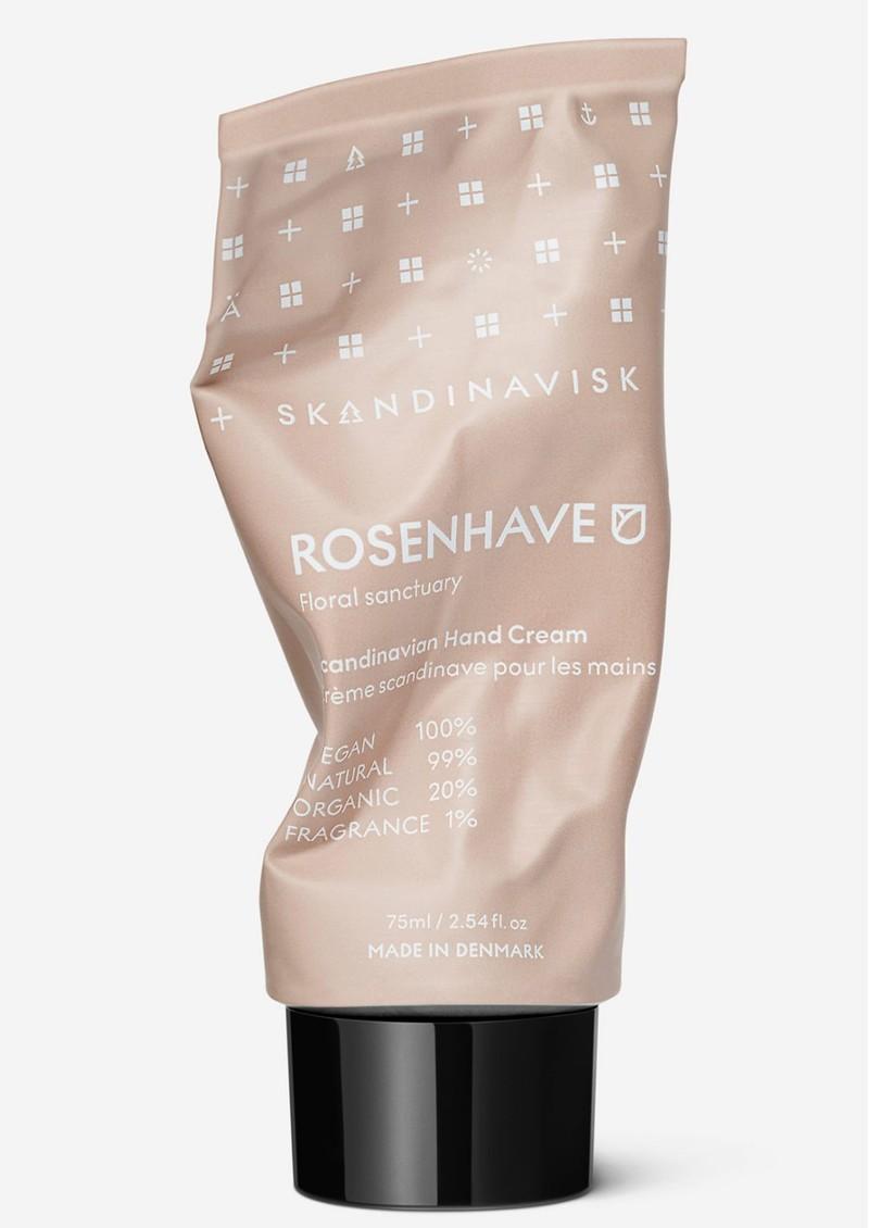 SKANDINAVISK 75ml Hand Cream - Rosenhave main image