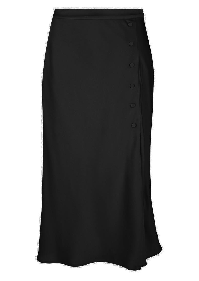 DANTE 6 Derby Long Flash Skirt - Raven main image