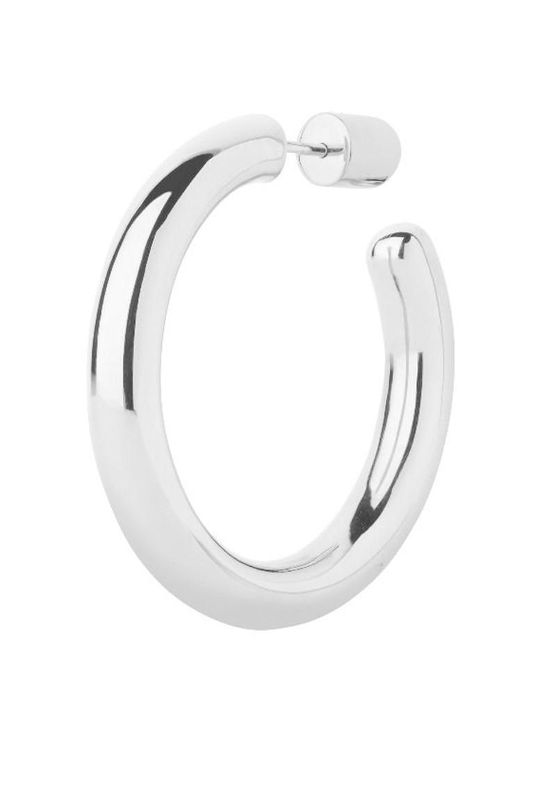 MARIA BLACK Ruby 28 Hoop Earring - Silver main image