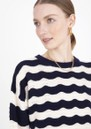 Aubrey Cashmere Jumper - Navy  additional image