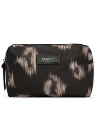 DAY ET Day Gweneth RE-P Ikat Beauty Bag - Black