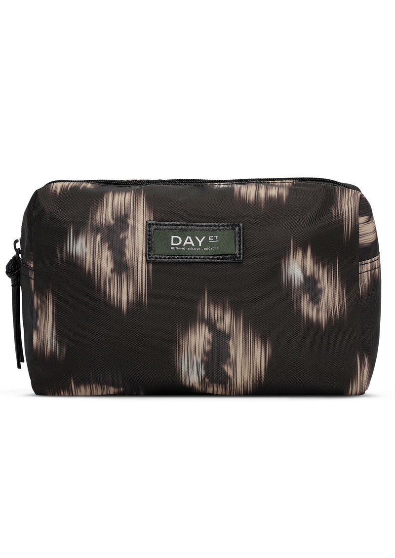 DAY ET Day Gweneth RE-P Ikat Beauty Bag - Black main image
