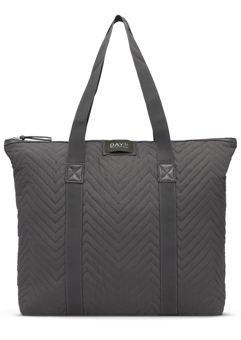 DAY ET Gweneth RE- X Chewron Bag - Forged Iron main image