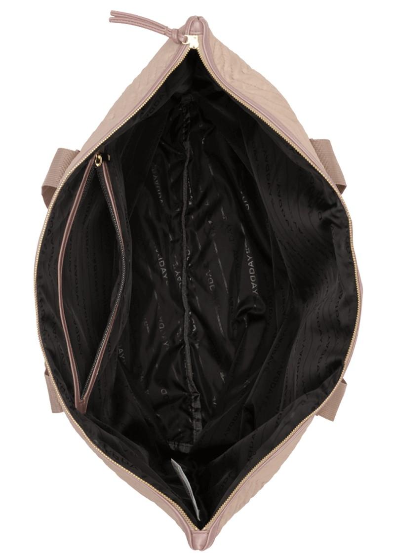DAY ET Gweneth RE- X Chewron Bag - Antler Rose main image