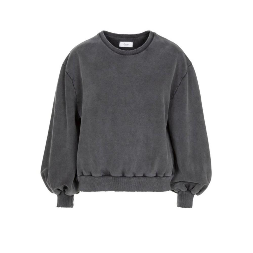 Clemence Sweatshirt - Charcoal