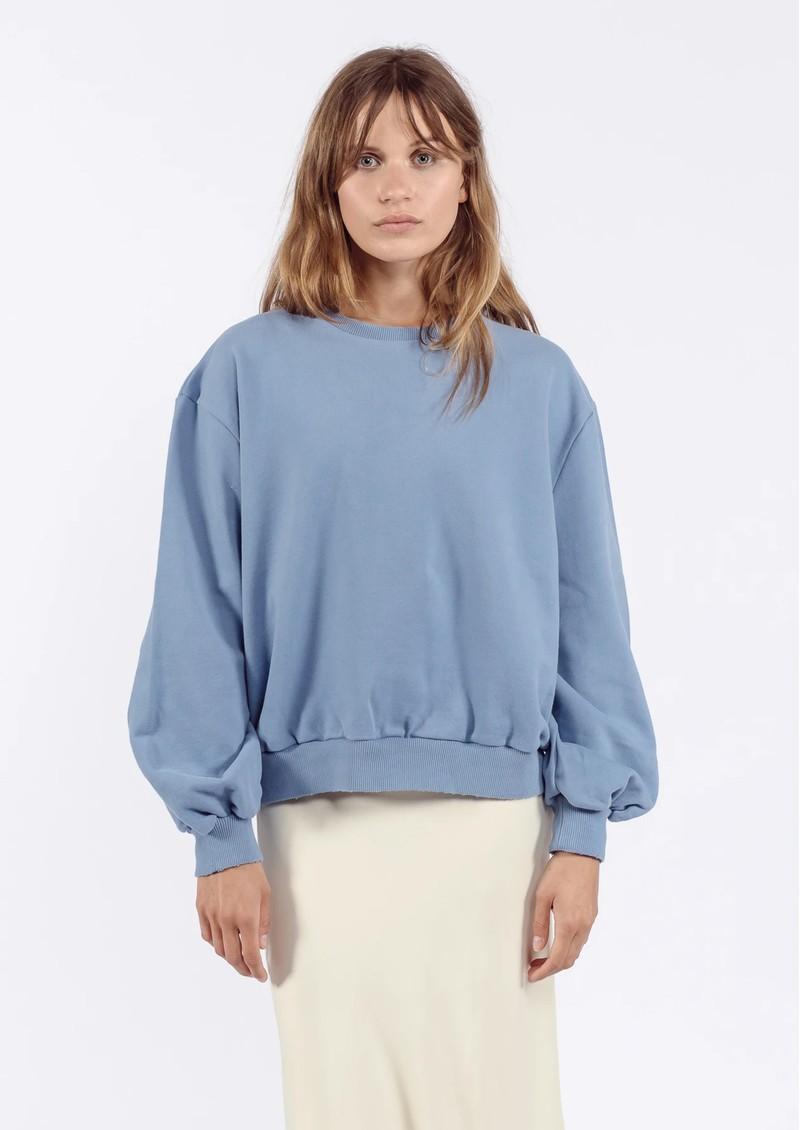 AME ANTWERP Clemence Sweatshirt - Blue main image