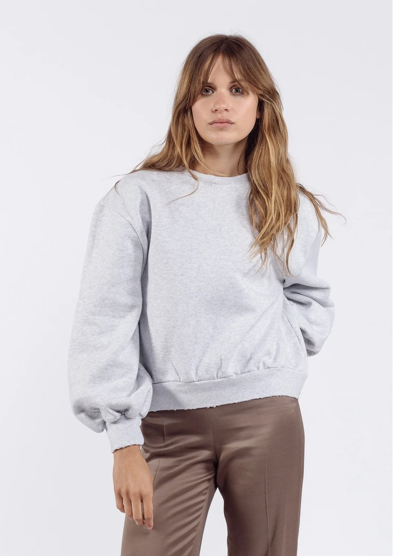 AME ANTWERP Clemence Sweatshirt - Grey main image