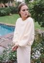 Clemence Sweatshirt - Yellow additional image