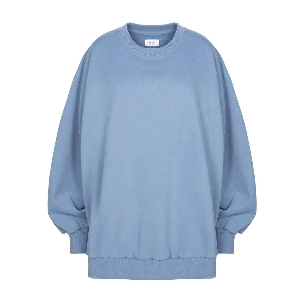 Ulla Oversized Sweatshirt - Blue