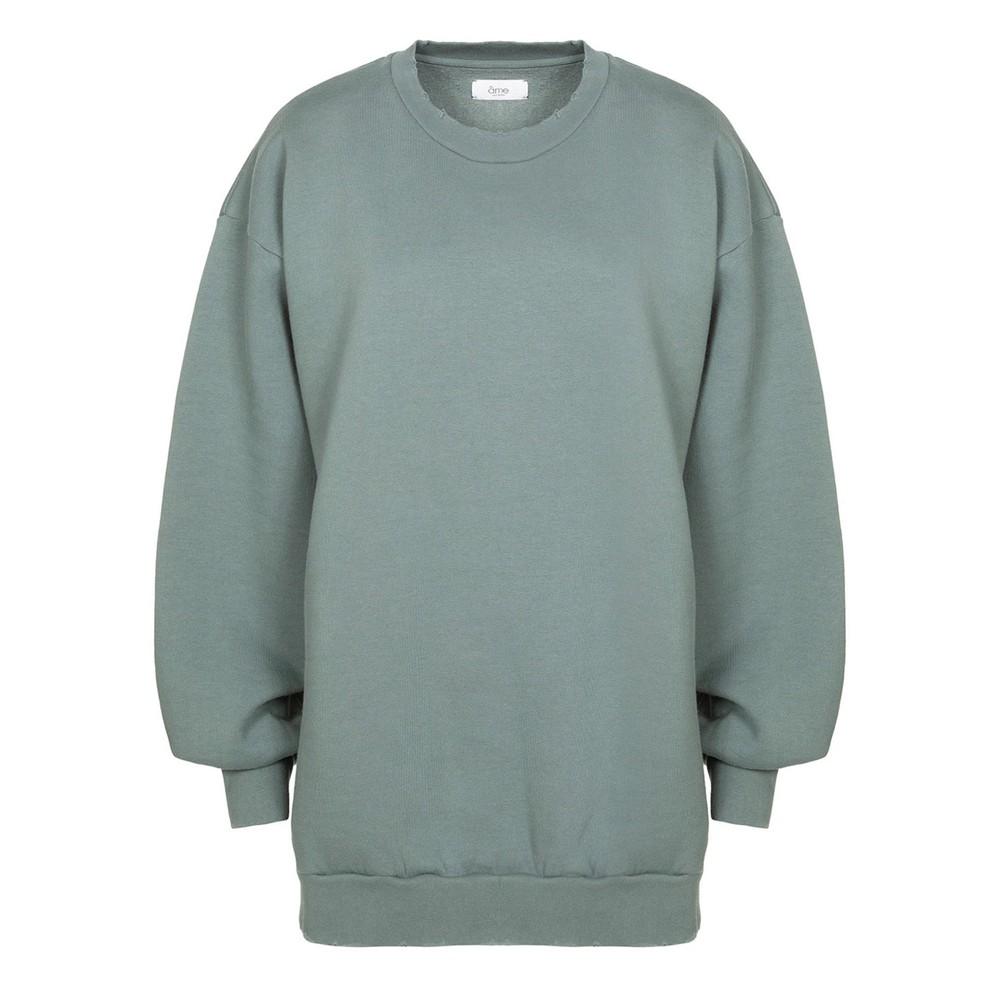 Ulla Oversized Sweatshirt - Green