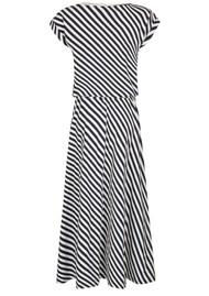 NOOKI Montrose Cotton Dress - Navy Stripe
