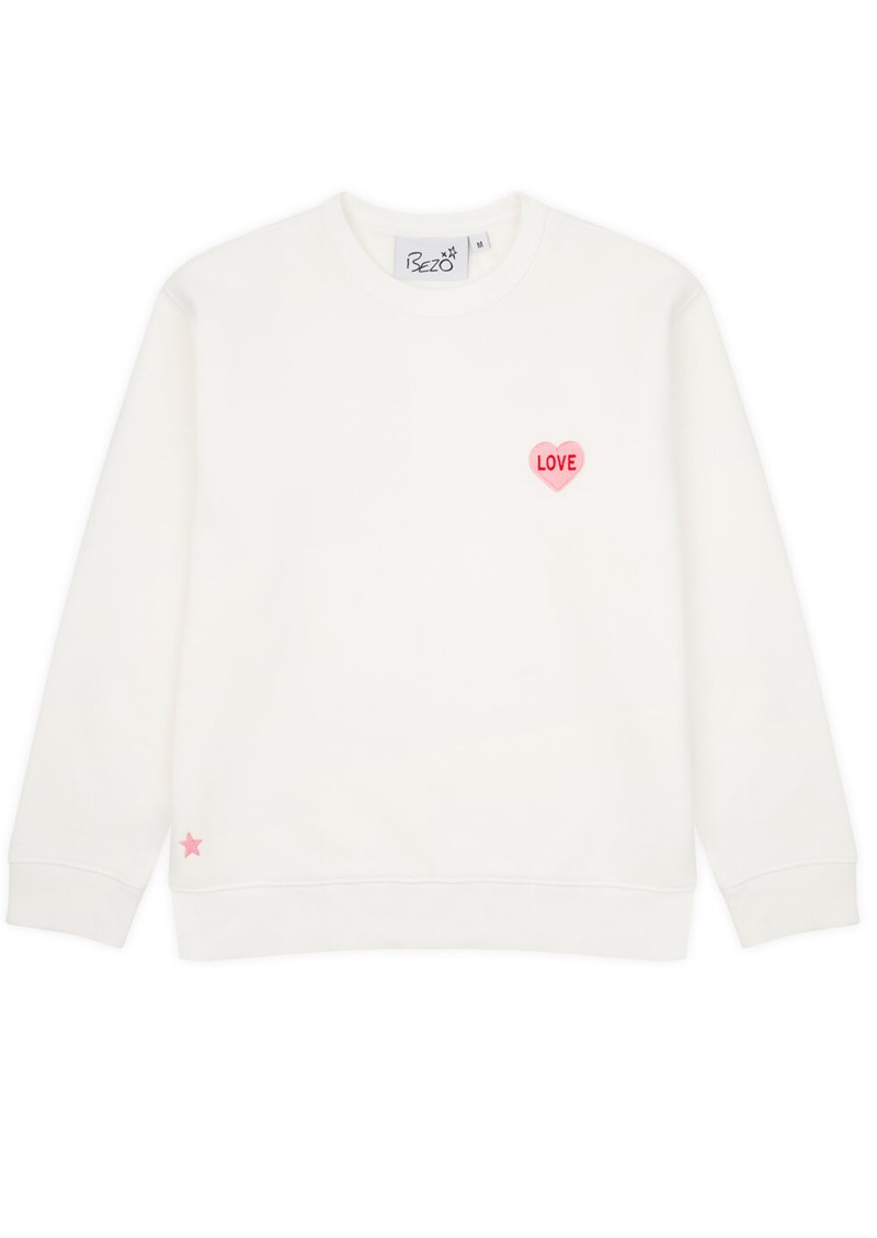 BEZO Classic Love Heart Sweatshirt - Love main image
