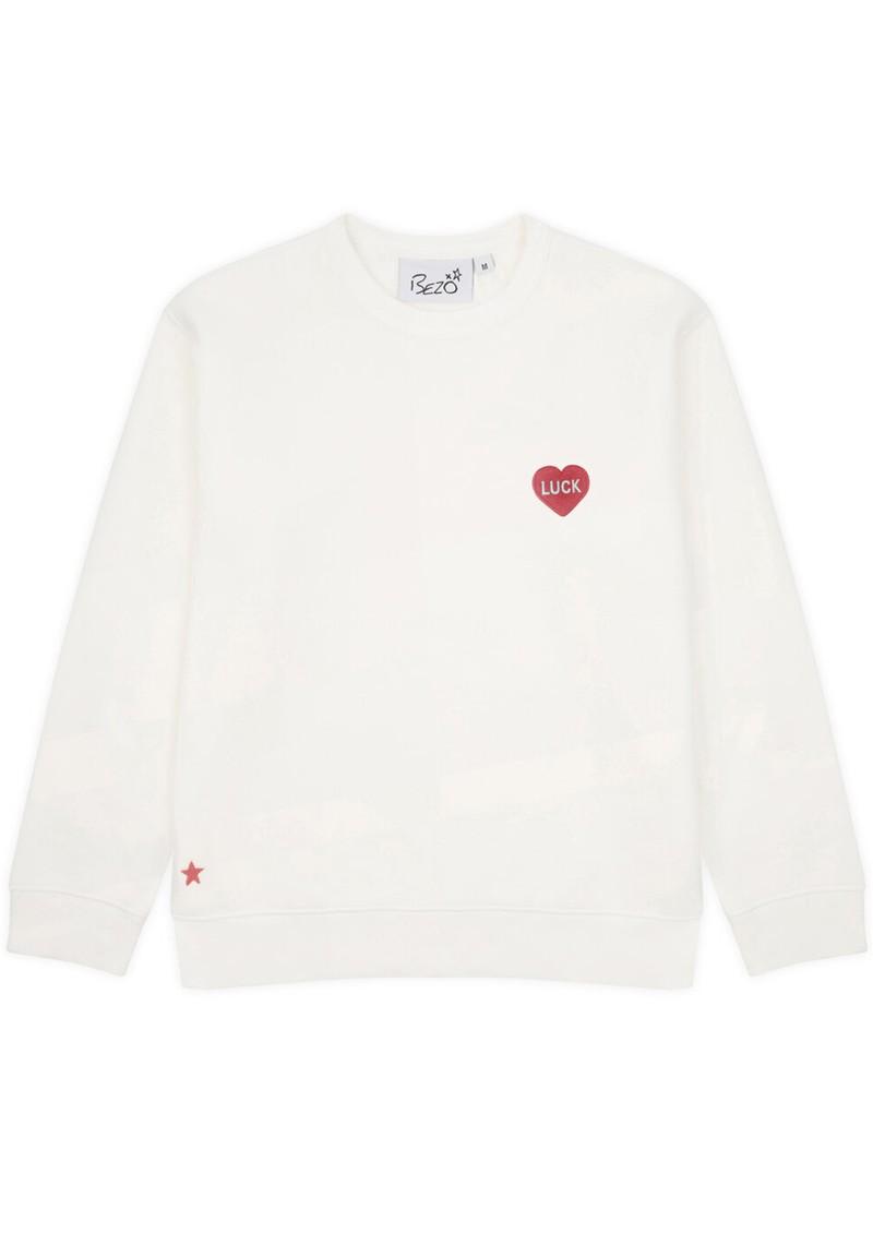 BEZO Classic Love Heart Sweatshirt - Luck main image