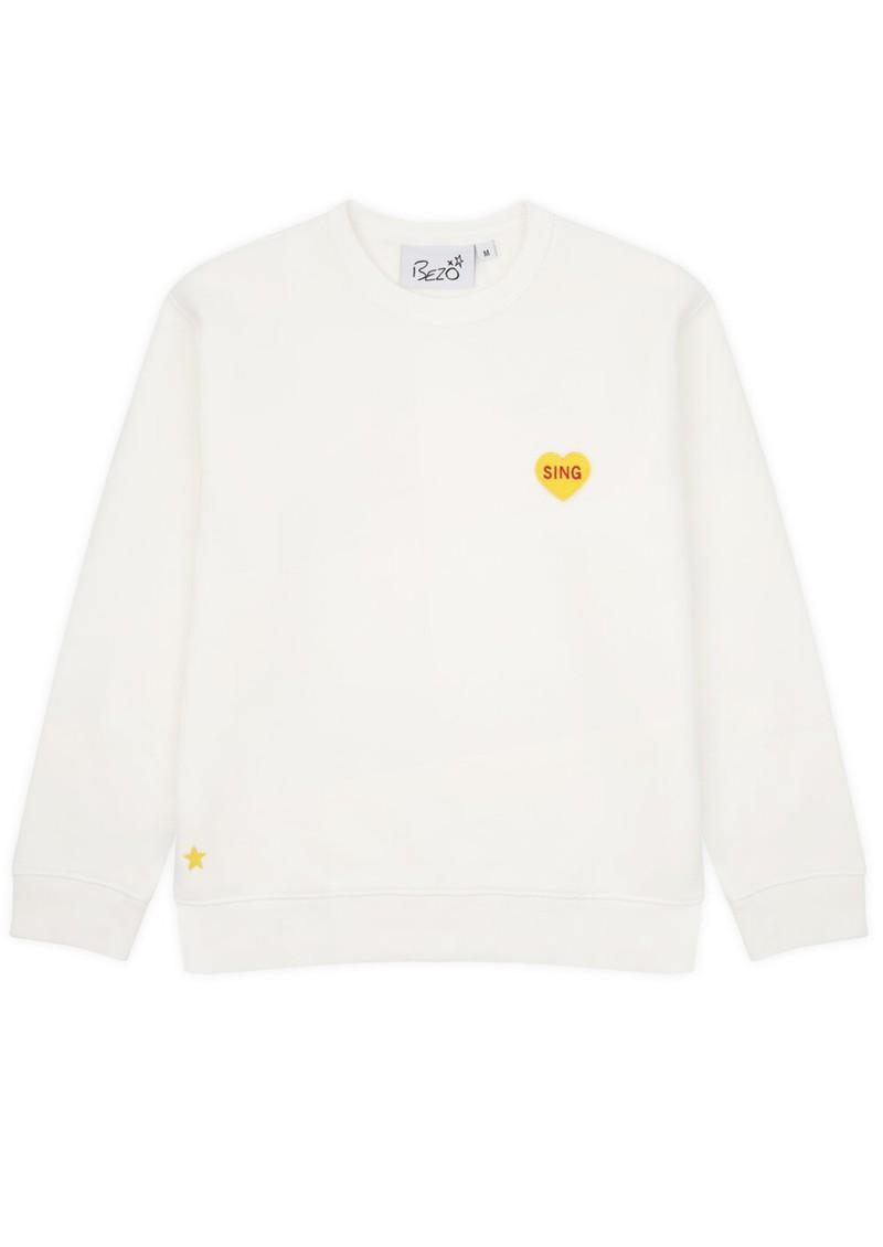 BEZO Classic Love Heart Sweatshirt - Sing main image