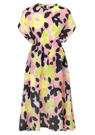 STINE GOYA Jordan Dress - Flora