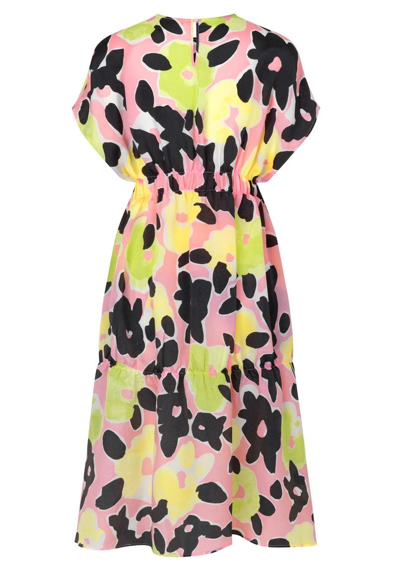 STINE GOYA Jordan Dress - Flora main image