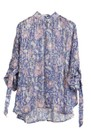 Best Lurex Floral Blouse - Santa Giulia additional image