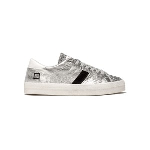 Hill Low Trainers - Silver Glitter