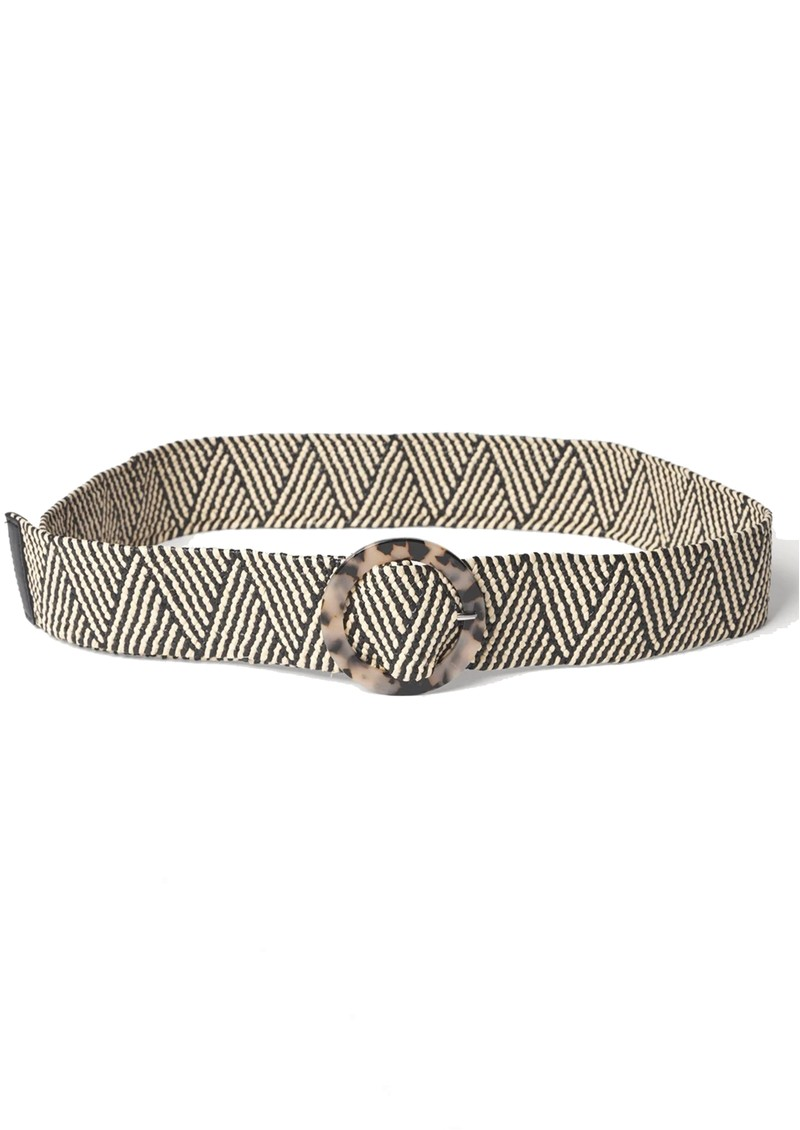 Zia Dede Belt - Black main image